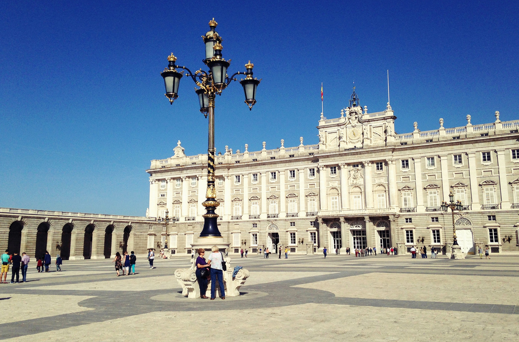 Palacio Real, Madryt