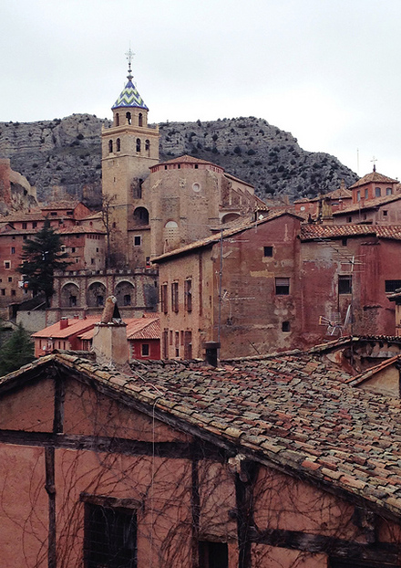 Albarracín. Aragonia
