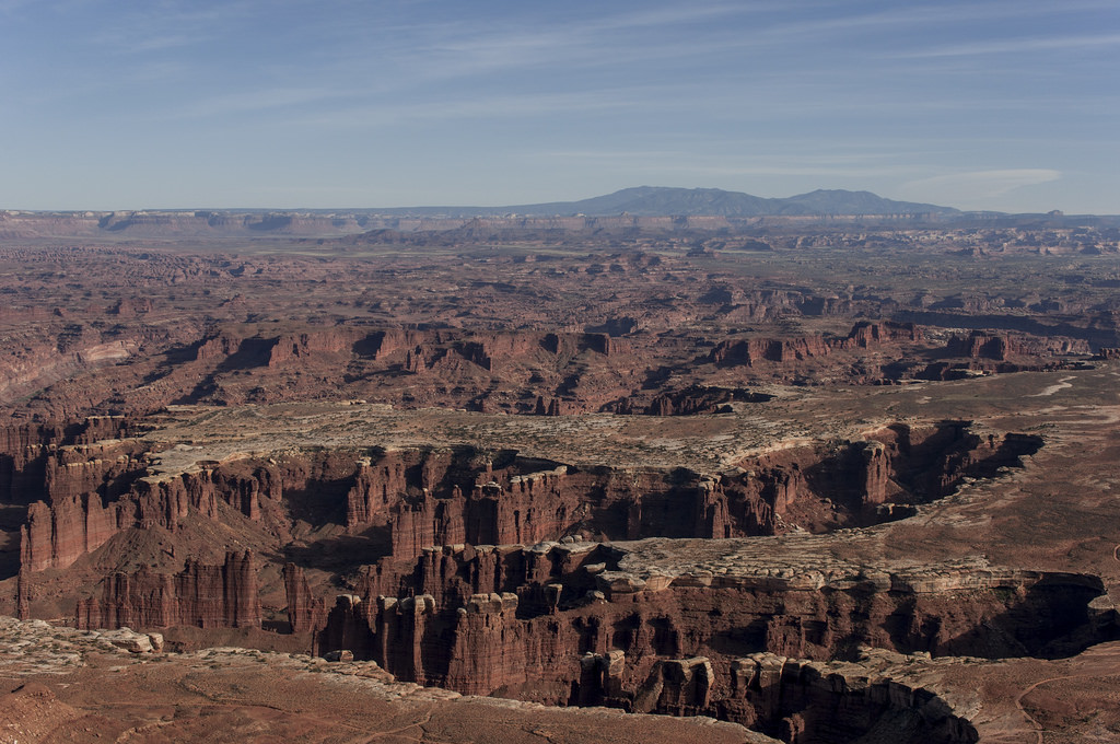 Canyonlands, Island in the sky, Utah