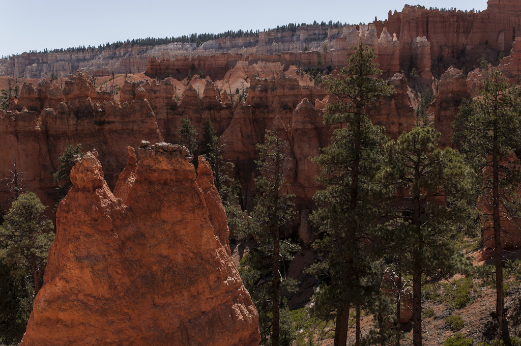 szlak Queen Garden Trail, Bryce Canyon