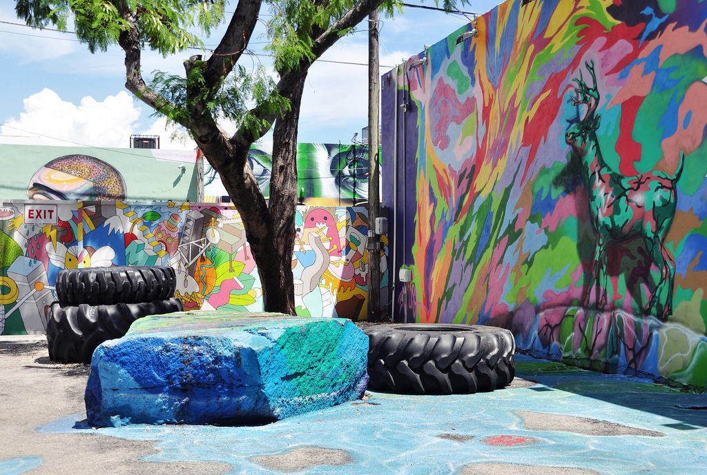 Wynwood Art District, Miami