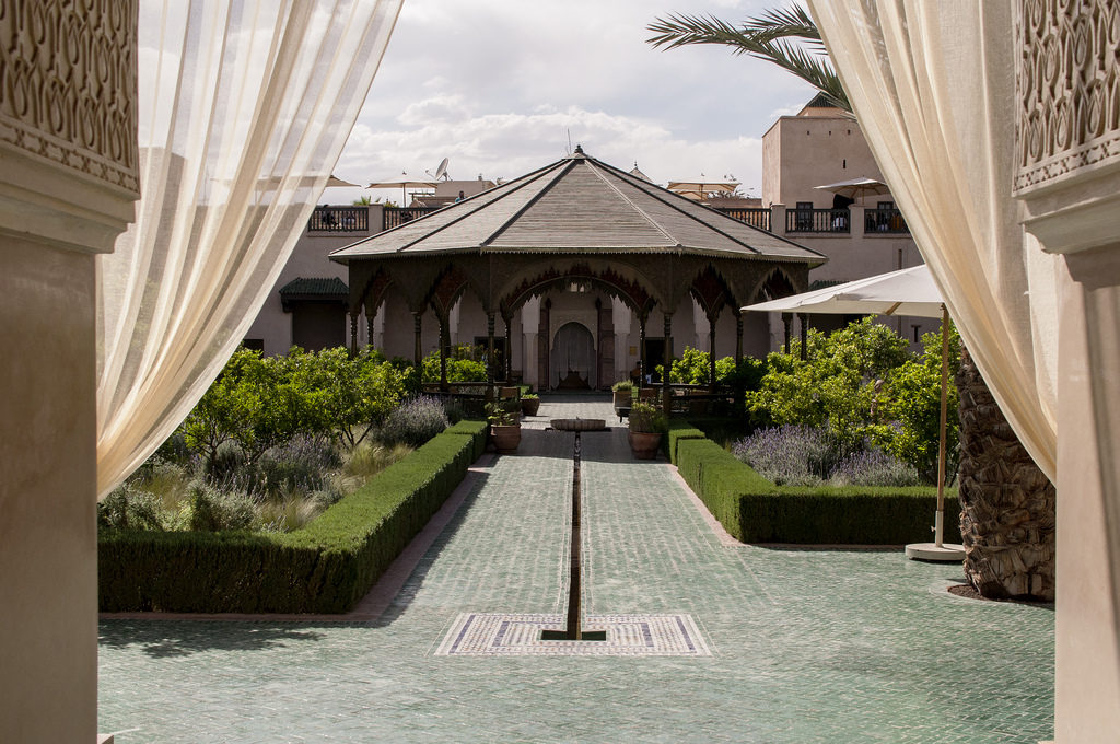 Le Jardin Secret | Marrakesz